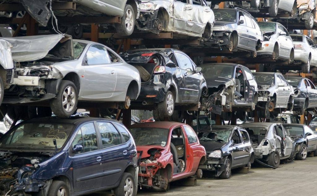 Cash for Scrap Cars Toronto