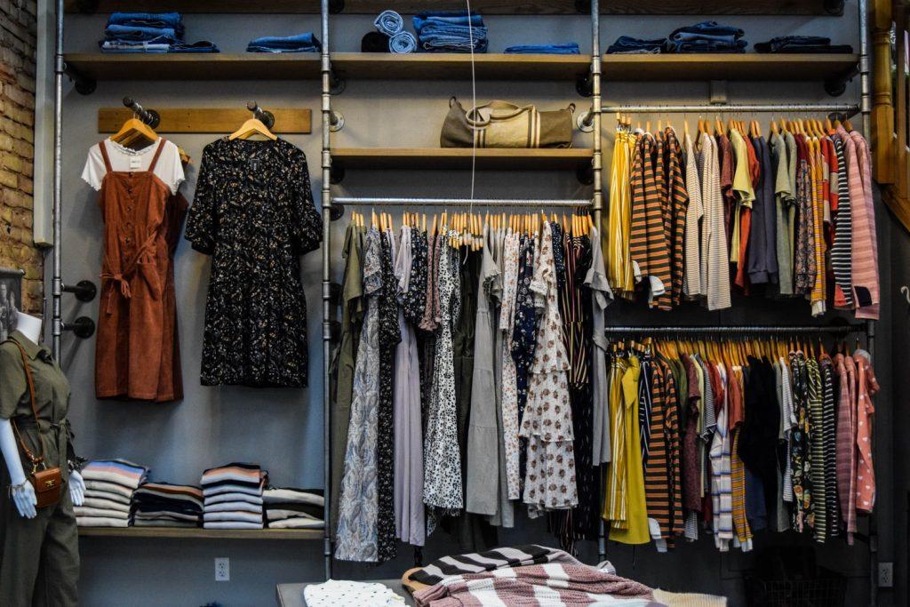 Clothing Vendors